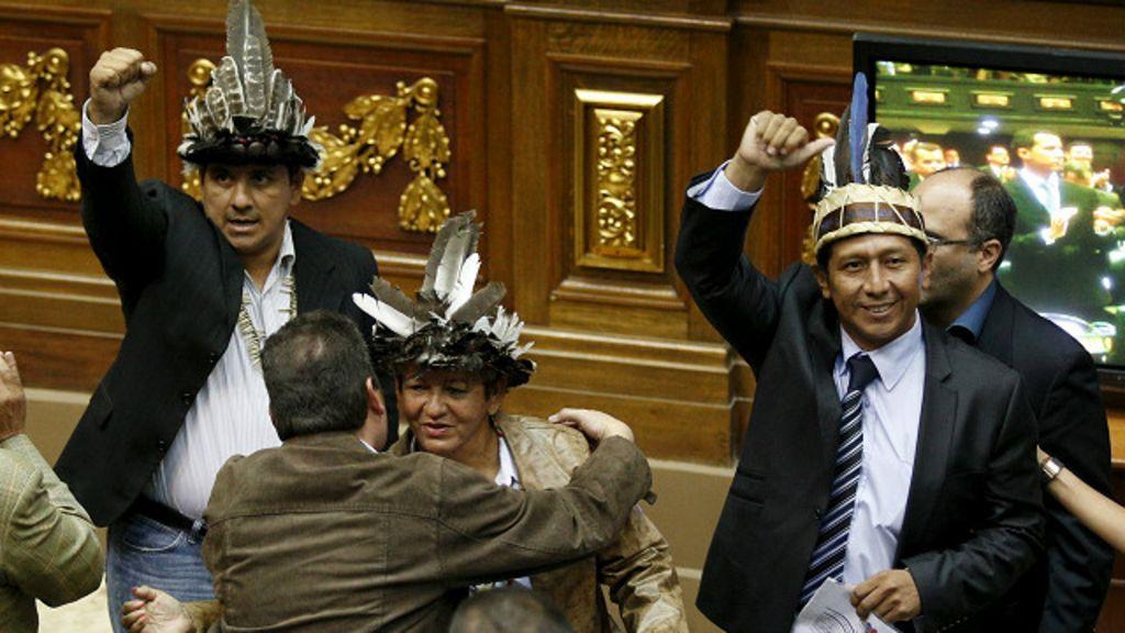 """Tribunal Supremo de Venezuela declara """"en desacato"""" a la ..."""