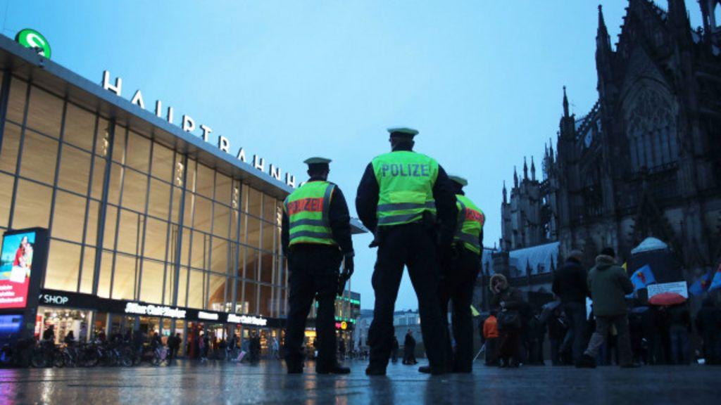 Alemanha facilita processo de deportação após 'arrastão' de ...