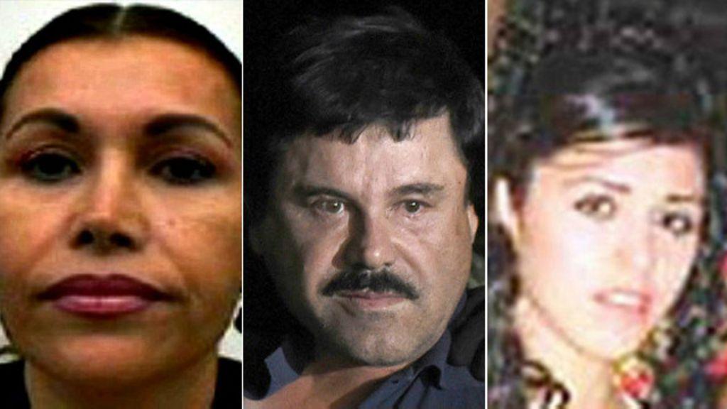 As mulheres que levaram às recapturas do megatraficante 'El Chapo'