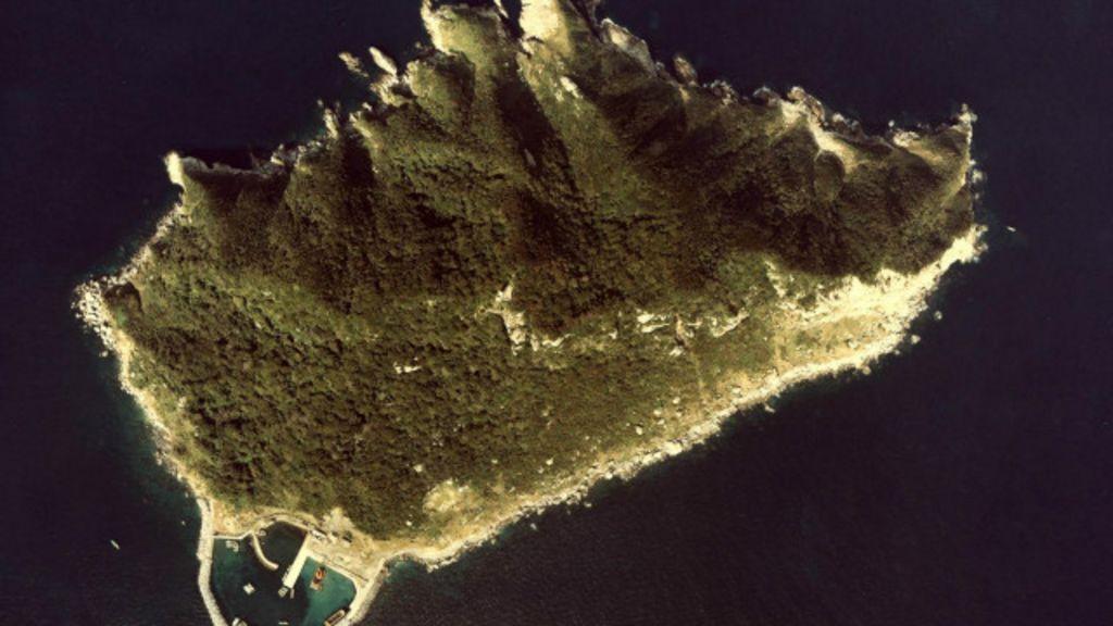 A ilha sagrada japonesa que não permite a entrada de mulheres ...