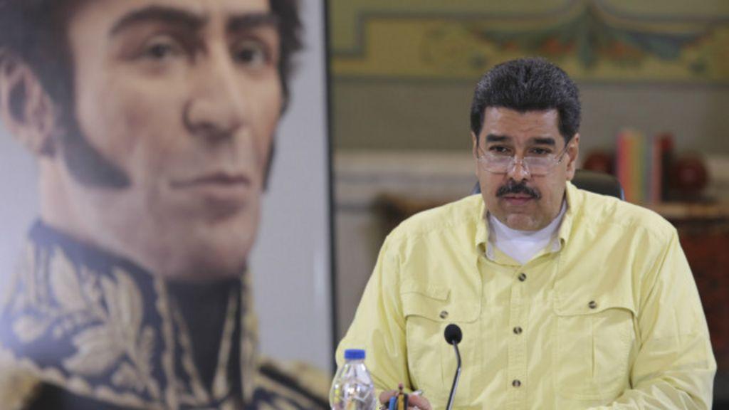 Venezuela decreta estado de emergência econômica - BBC Brasil
