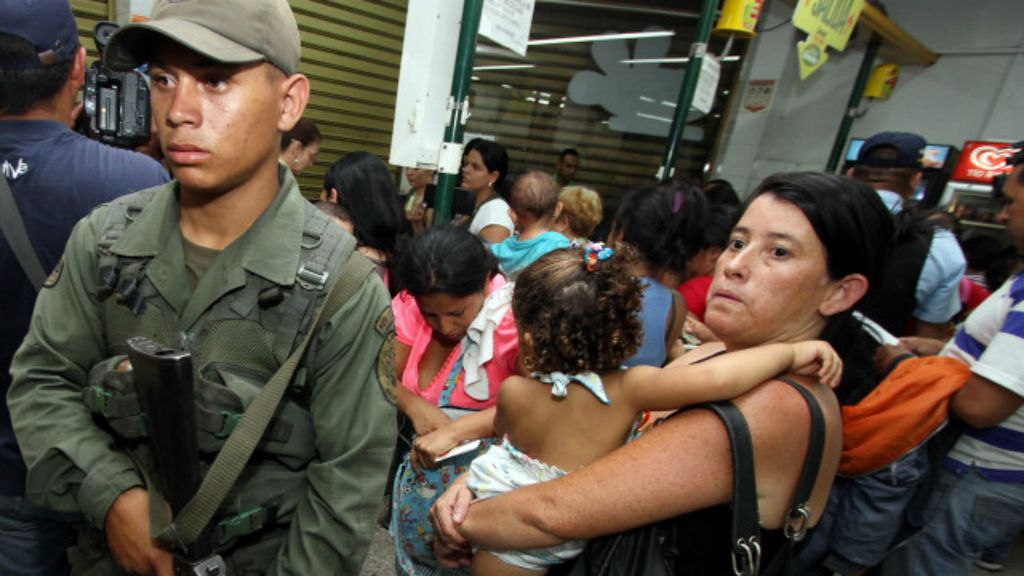 Venezuela confirma que tem inflação mais alta do mundo - BBC Brasil
