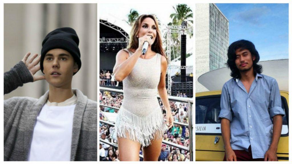 Ponto de vista: O que têm em comum Ivete Sangalo, Justin Bieber ...