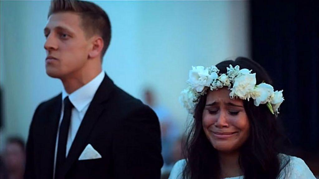 O haka-surpresa em casamento que emocionou noiva e milhões ...