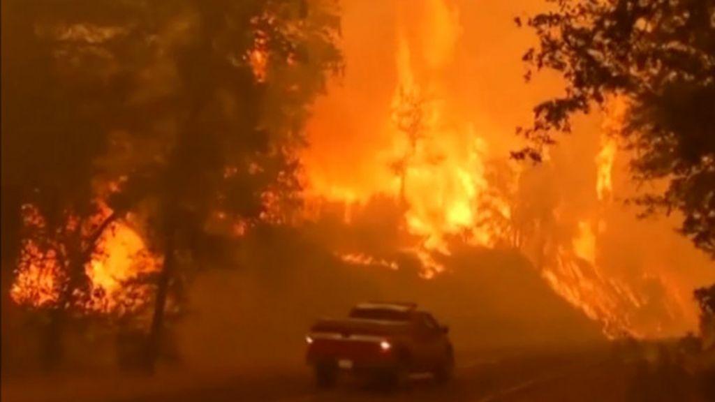 2015: O ano de extremos climáticos - BBC Brasil