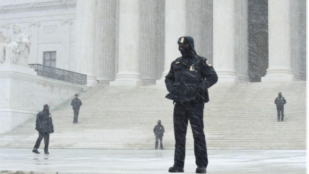 Espera por nevasca revela fascínio (e temor) dos americanos pelo ...