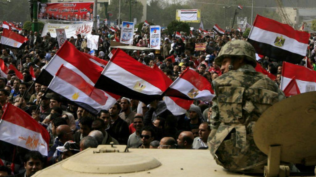 ثورة 25 يناير: واشنطن و18 يوماً من الغضب - BBC Arabic