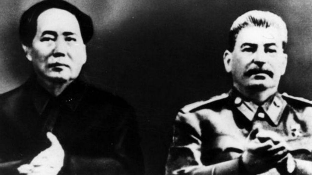 Serviço secreto de Stalin teria analisado fezes de Mao Tsé-Tung ...