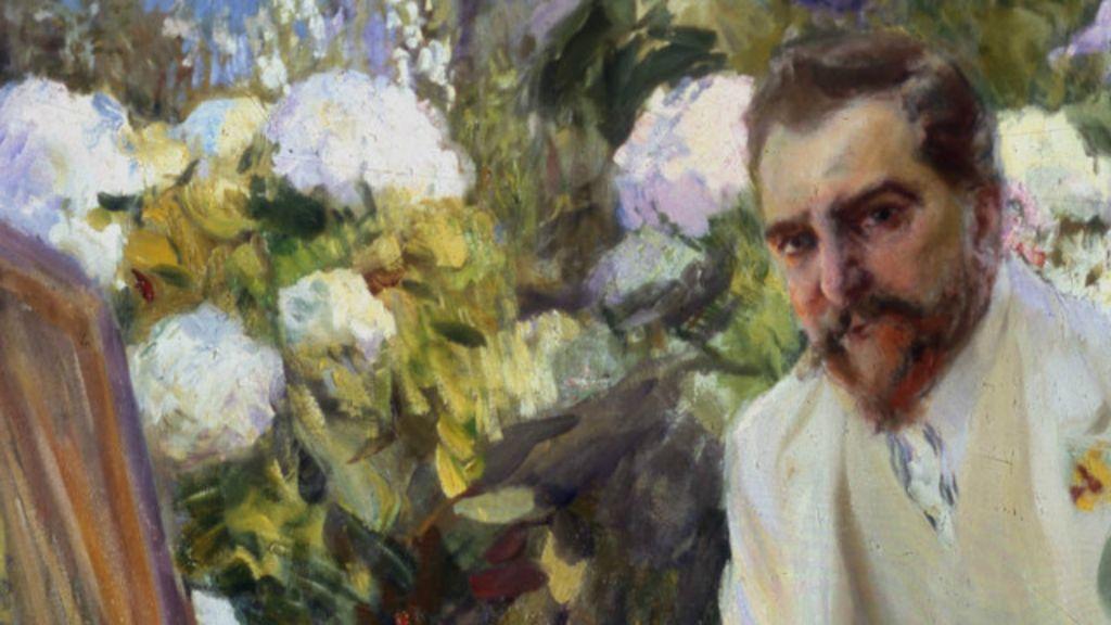 Los coloridos jardines que inspiraron a grandes pintores - Galeria de arte sorolla ...