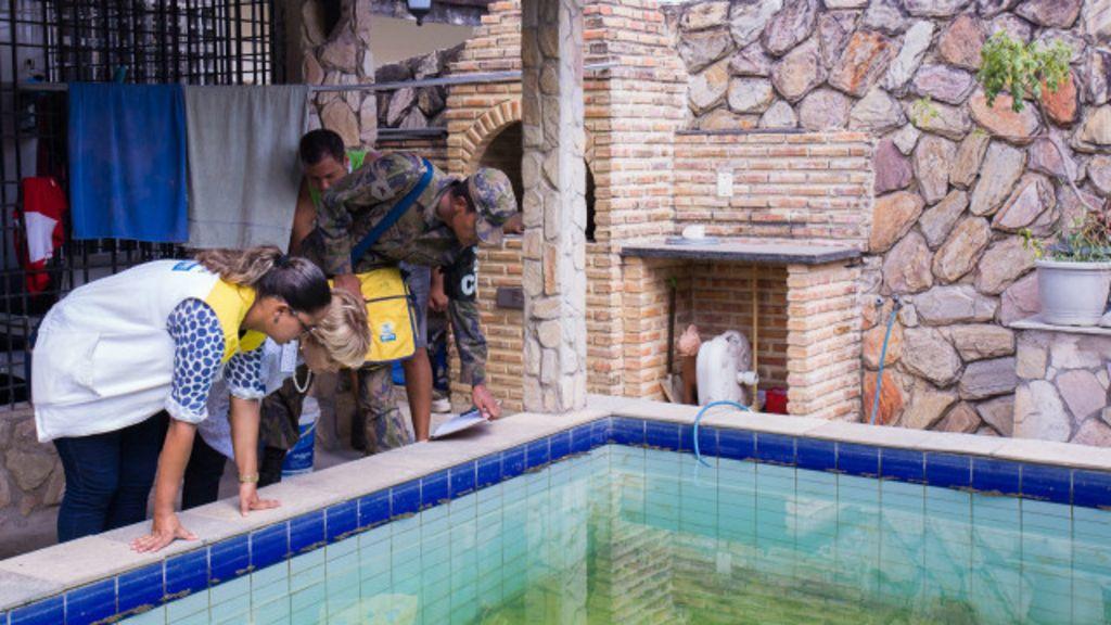 Contra Aedes, governo autoriza entrada à força em casas ...