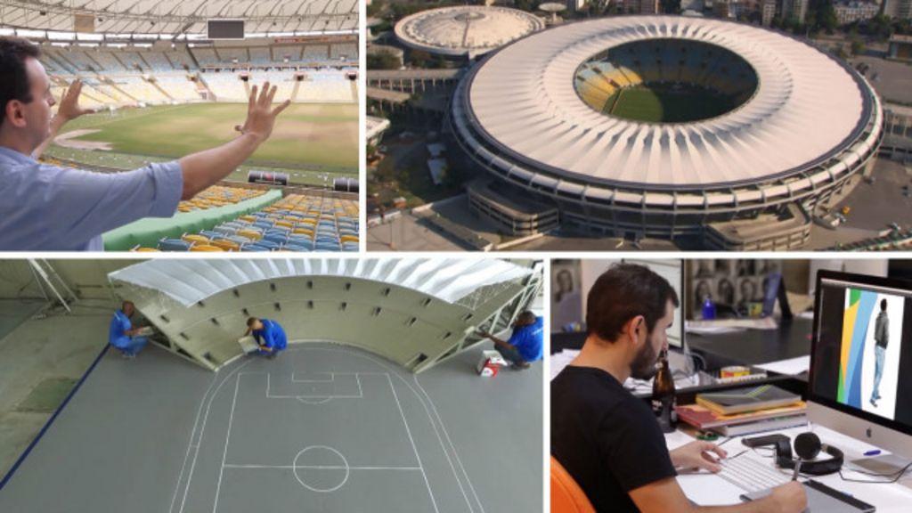 'Experiência sensorial' surpreenderá na abertura da Olimpíada, diz ...