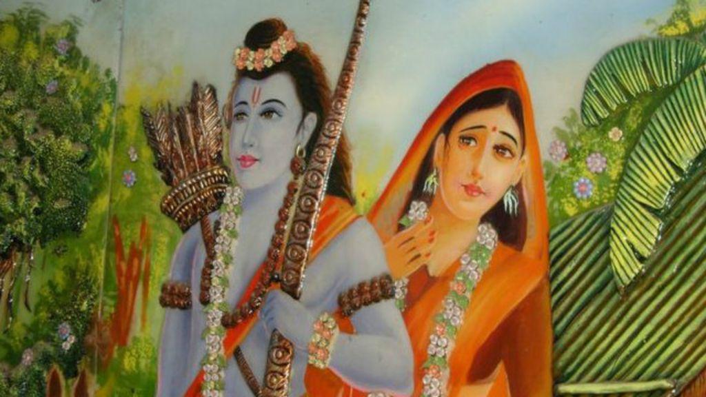 Advogado tenta processar deus hindu por 'desrespeitar mulher'