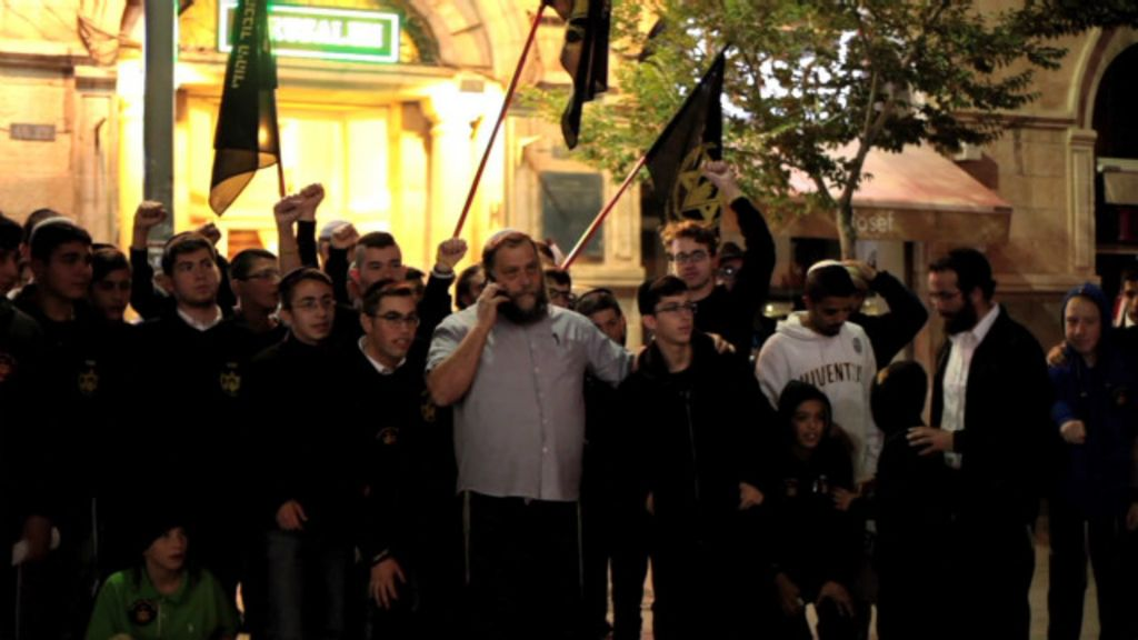 'Não queremos árabes com nossas garotas judias': a polêmica ...