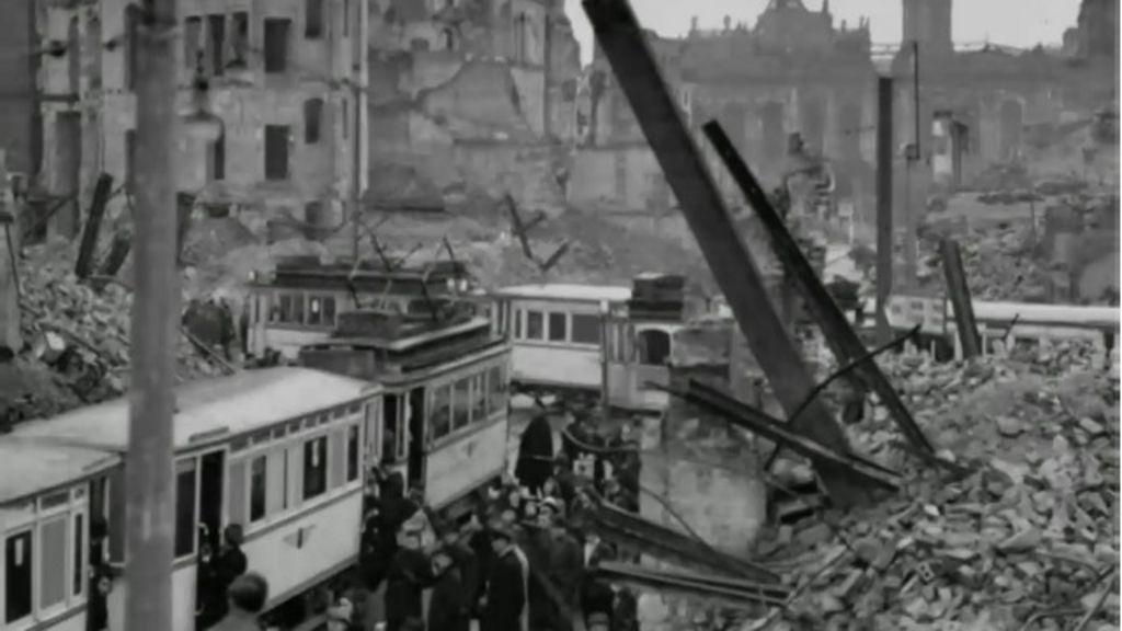 #SemanaPassado: Ataque a Dresden, libertação de Mandela e ...