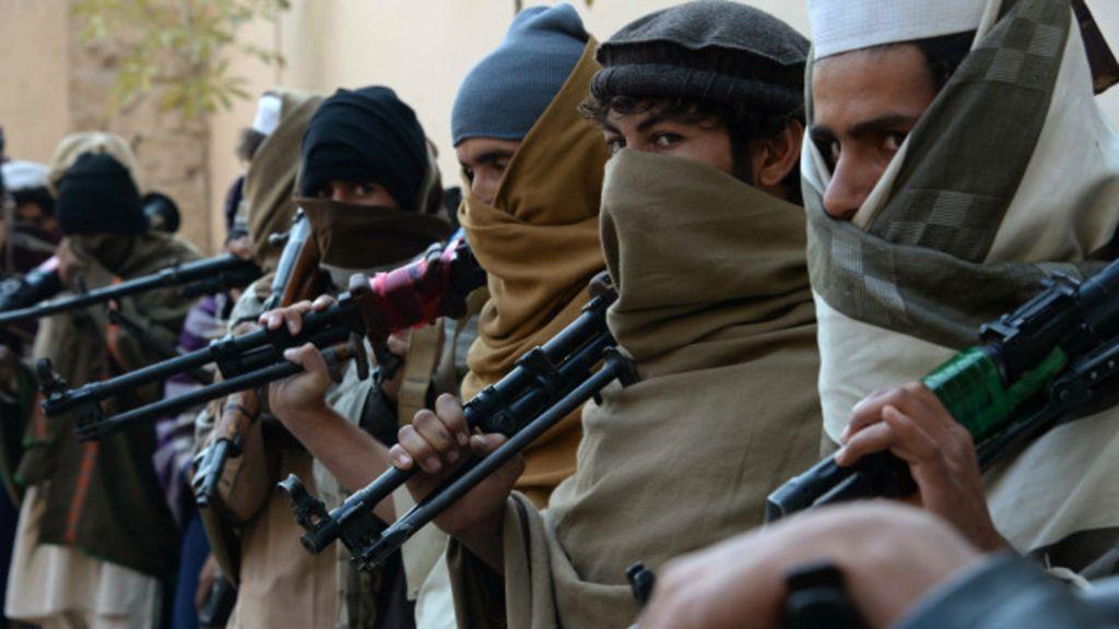 Taliban'da iktidar mücadelesine son