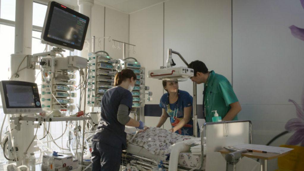 Детская больница в воронеже на бурденко 1
