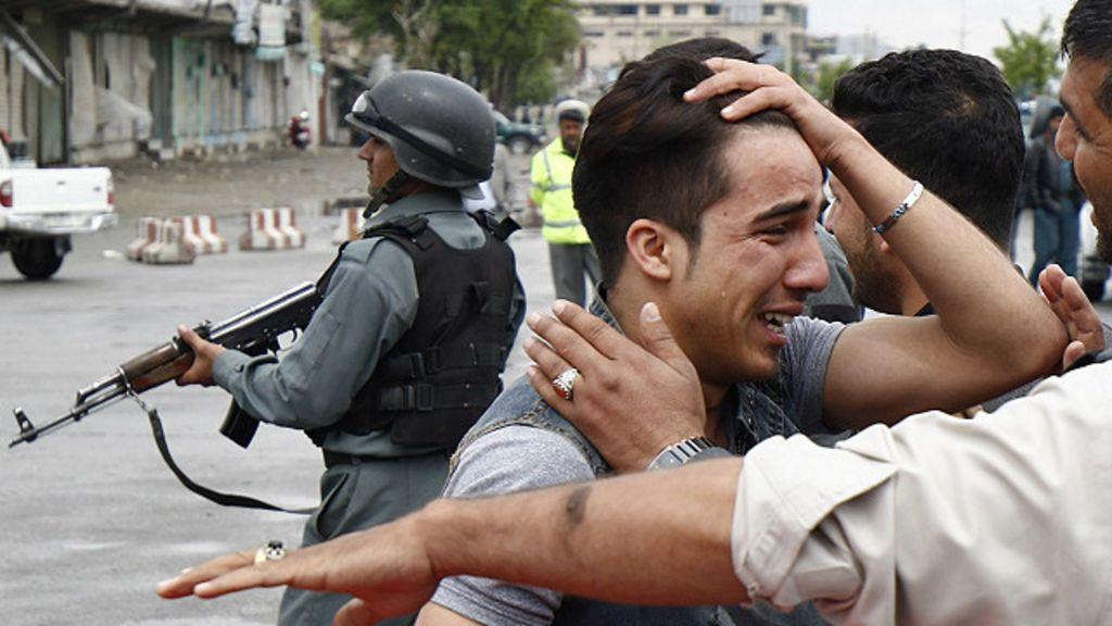 Taliban'dan Kabil'de intihar saldırısı 28 ölü