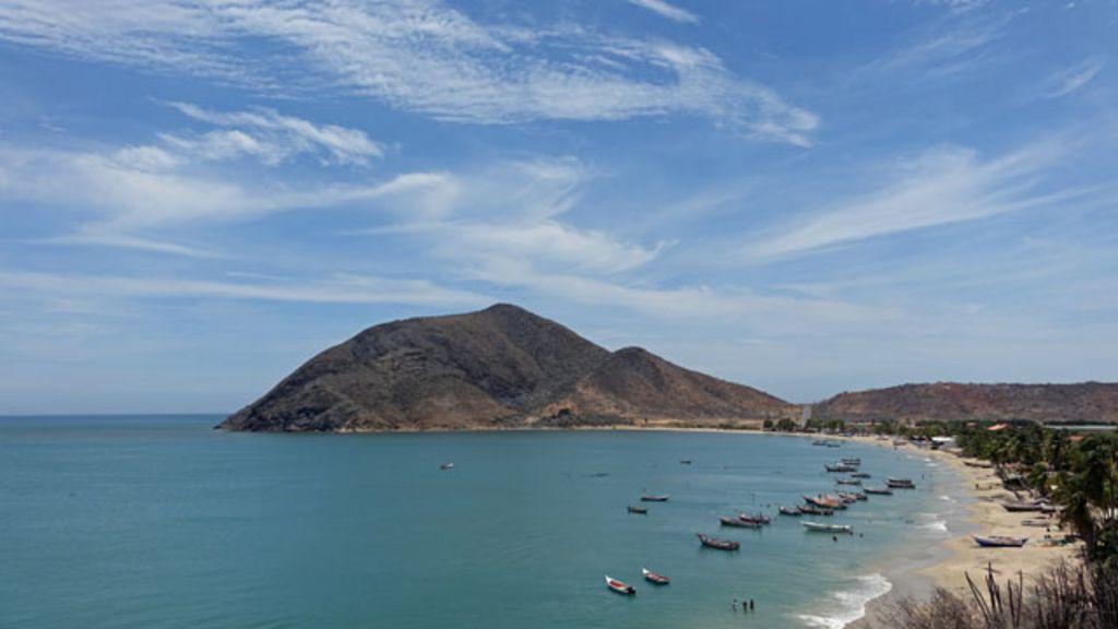 Playa paraiso venezuela