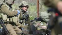Tentara Israel luka-luka
