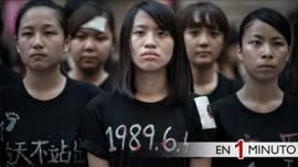 Plata de Tiananmen, China