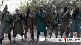 Miembros de Boko Haram