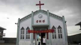 無錫基督教堂