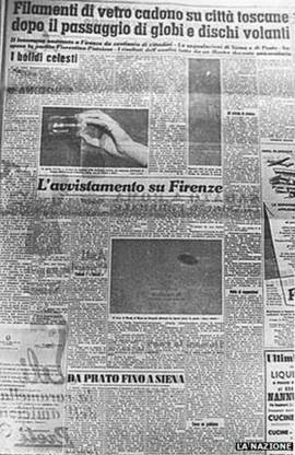 Газета La Nazione