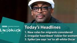 новий тиждень - нові заголовки