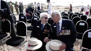 A 70 años de El Alamein