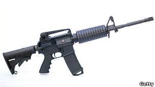 Fusil AR-15, el arma preferida en las matanzas colectivas ... R15 Arma