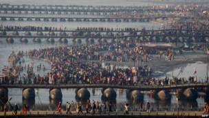 Празднование Кумбха-мела