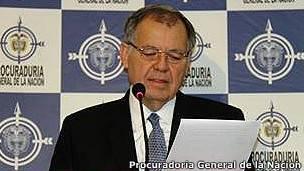 Procurador General de la Nación, Alejandro Ordóñez