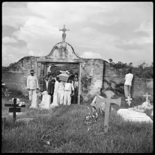Clarines, estado Anzoátegui, 1948.