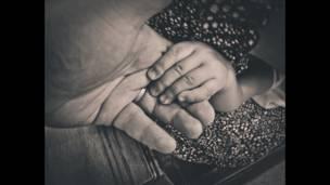 """Foto de un lector de BBC Mundo por el tema """"manos"""""""