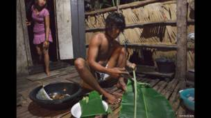 मोकन समुदाय, थाईलैंड
