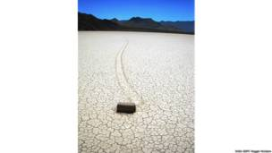 Racetrack Playa, California