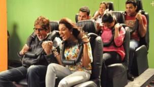 अमिताभ बच्चन, मंजू वैरियर