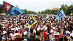 कंबोडिया