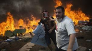 Как-то всё синхронно получается-Трамп бомбит ассада,а кто-то? взрывает Египет: там ввели чрезвычайное положение
