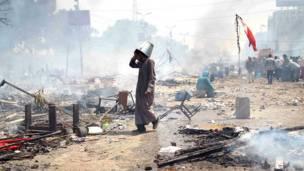 काहिरा, संघर्ष, मिस्र, हिंसा
