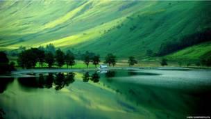 बटरमियर झील