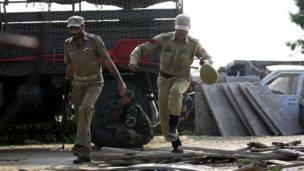 जम्मू कश्मीर, चरमपंथी हमला