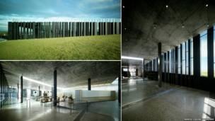 Centro de Visitantes de la Calzada del Gigante