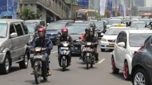 Macet Jakarta