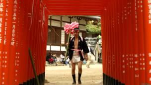 जापान में लड़ाई का त्योहार