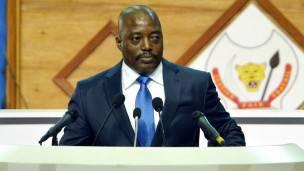 RDC: Kabila dénonce «l'ingérence étrangère»