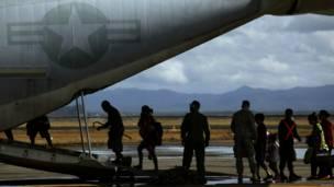 Pesawat Angkatan Udara AS