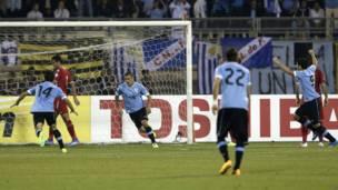 Gol de Pereira