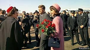 Los Kennedy en Dallas