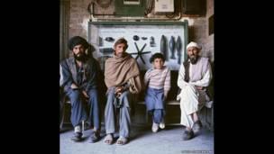 Hyatabad, Pakistan, 1990. David Constantine